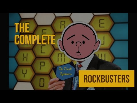 The Complete Rockbusters (Compilation with Karl Pilkington, Ricky Gervais & Steve Merchant)