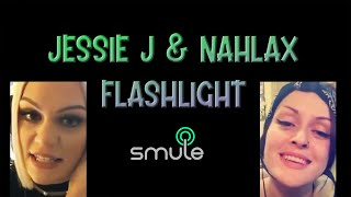 Jessie J - Flashlight (by Nahlax / Smule duo)