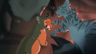 Коты Воители  Я тебе не верю...