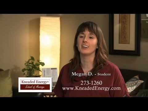 Kneaded Energy School of Massage Commercial 1 - February 2014