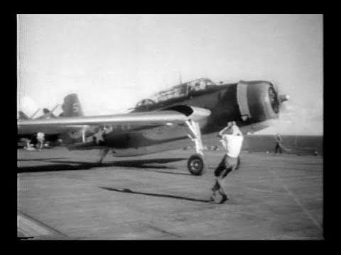 "Flying the Grumman TBF ""Avenger"" (1944)"