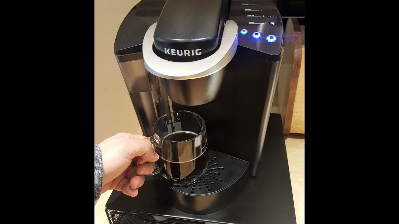 keurig k55 k50 single serve coffee maker
