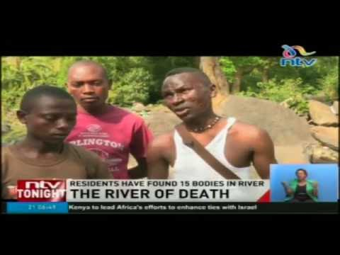 #KillingJustice: Bodies of Mavoko 3 were dumped in Sabuk river