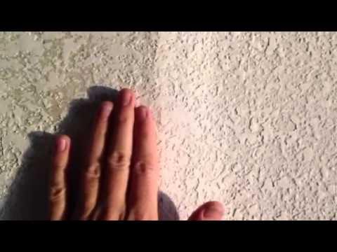 Ez dude bar bq sherwin williams primer texture youtube - Sherwin williams exterior textured paint ...