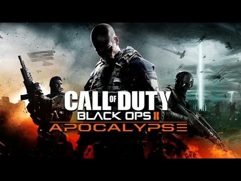ficial Call of Duty Black Ops 2 Apocalypse DLC Map Pack Preview