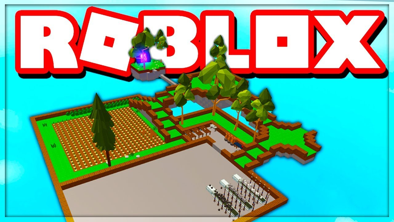 Easy Afk Automatic Farms Roblox Skyblock Beta Ep 3 Youtube