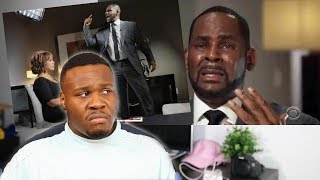 R.KELLY CBS FULL INTERVIEW REACTION!!