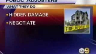 Southern California Public Insurance Adjusters Claims West Adjusters