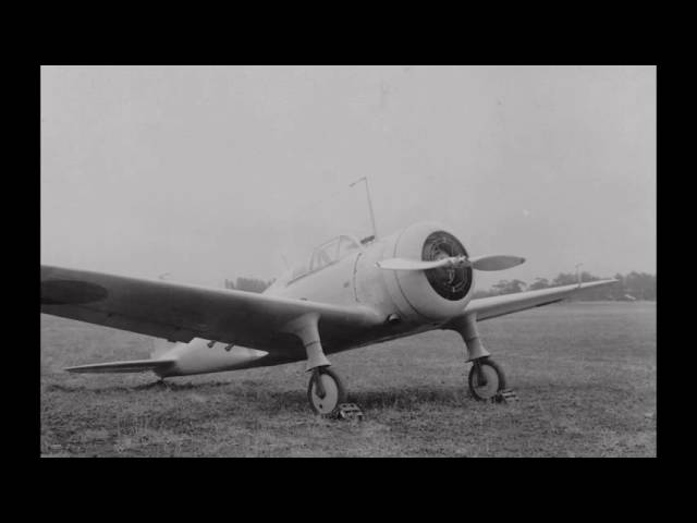 Airplane WW2 Japan Nakajima Ki-27 Image HD - WW2 Japon Aeroplano Nakajima Ki-27 Imagen HD