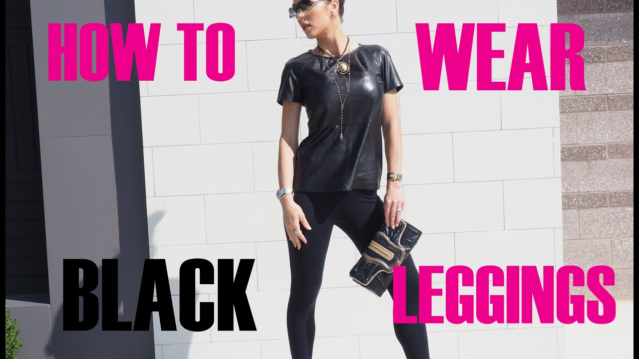 how to wear timberlands with leggings
