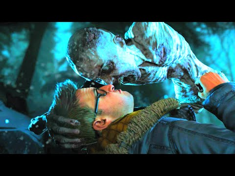 Until Dawn Story Solved | The Wendigos, Dr. Hill & The ...