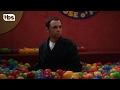 The Big Bang Theory: Ball Pit Bazinga (Clip)   TBS