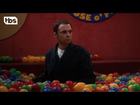Ball Pit Bazinga | The Big Bang Theory | TBS