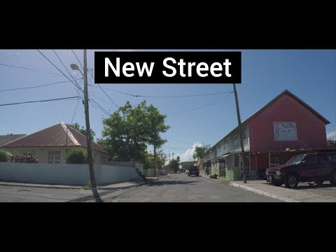 New Street, Port Royal, Kingston, Jamaica