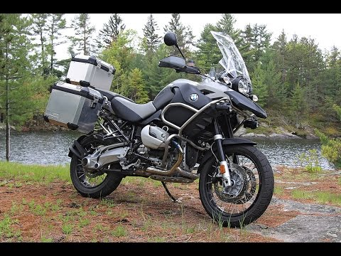 bmw gs 1200 adventure review and test ride youtube. Black Bedroom Furniture Sets. Home Design Ideas