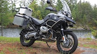 2010 BMW R 1200 GS Adventure Videos
