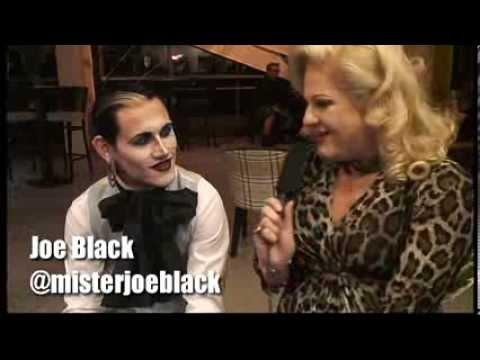 Joe Black interview with Bunny Galore BRAM STOKER INTERNATIONAL FILM FESTIVAL