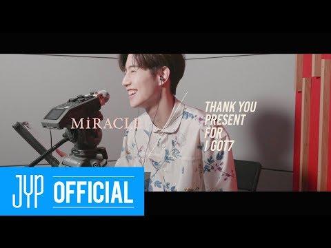 "[LYRIC ASMR] GOT7 ""Miracle"" Teaser Video"