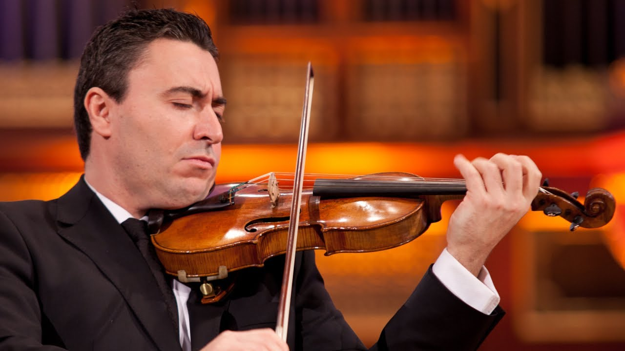 Maxim Vengerov plays Beethoven Violin Concerto in D major op. 61 and Meditation by J. Massenet