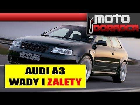 Audi A3 8L WADY i ZALETY #MOTODORADCA