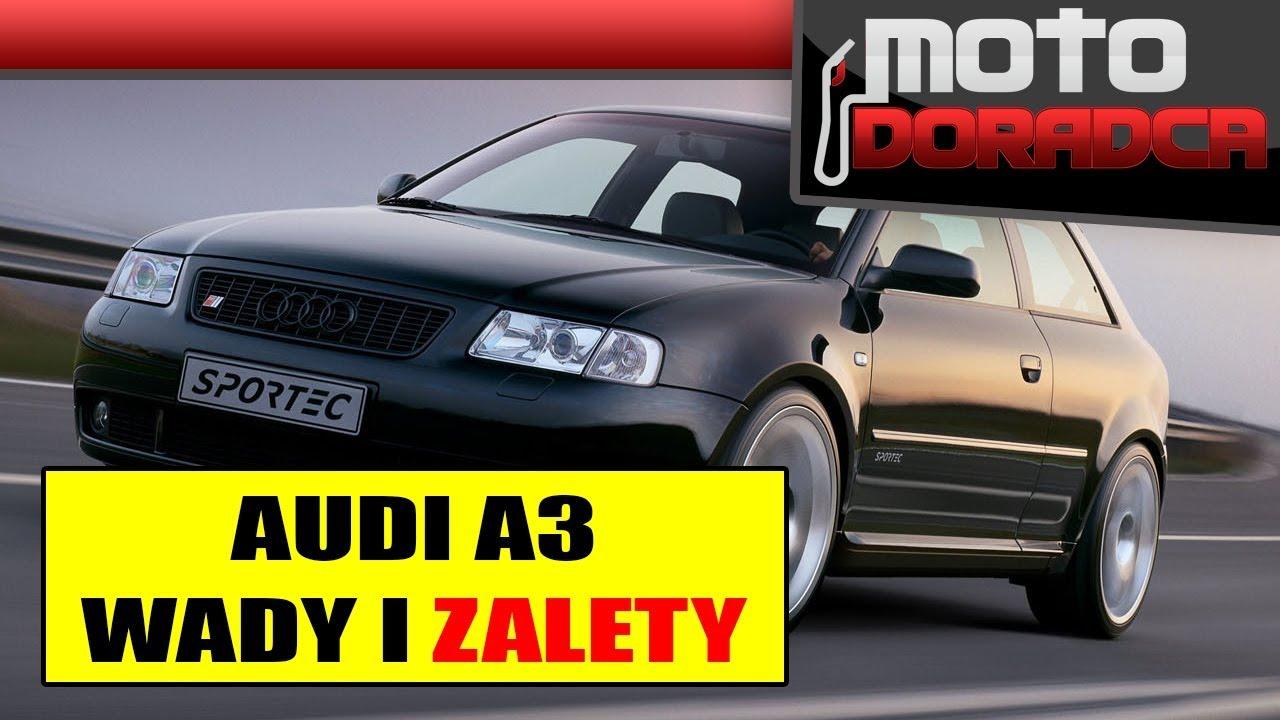 Audi A3 8l Wady I Zalety Motodoradca Youtube