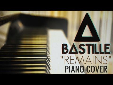 Remains (Skulls) - BASTILLE | Piano Cover