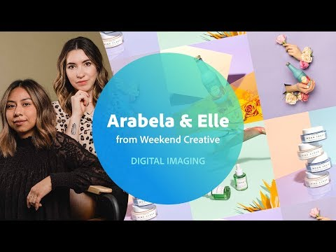 Photo Retouching for Social Media with Arabela & Elle from Weekend Creative  - 1 of 2 thumbnail