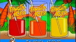 Frucht-Tiger Werbung 1999