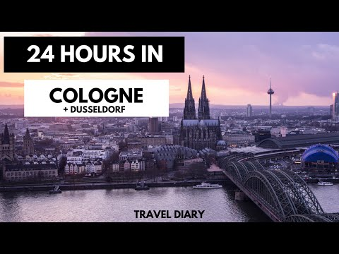 Cologne and Dusseldorf Germany Travel Diary