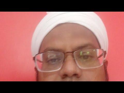 Maulana Anzar Shah Ba izzat Riha