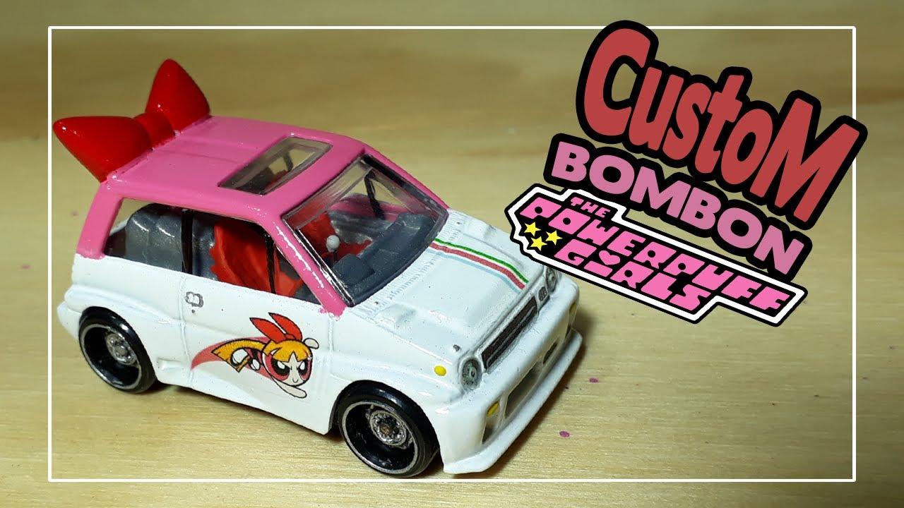 Custom de Bombon Chicas Super Poderosas