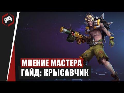видео: МНЕНИЕ МАСТЕРА: «assasin» (Гайд - Крысавчик) | heroes of the storm