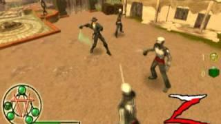 The Destiny of Zorro (Wii) - Launch Trailer