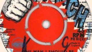The Slickers - The man I should be