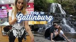 CABIN TOUR   Trip to Gatlinburg + Tattoo? + Anxiety Strikes Again