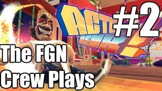 The FGN Crew Plays: Action Henk #2 - On top of the Podium (PC)