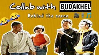 COLLAB with BUDAKHEL - Behind the scene BUGOY DRILON, DARYL ONG, MICHAEL PANGILINAN
