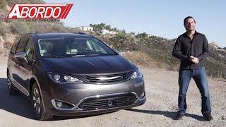 Chrysler Pacifica Hybrid 2017 - Prueba A Bordo Completa