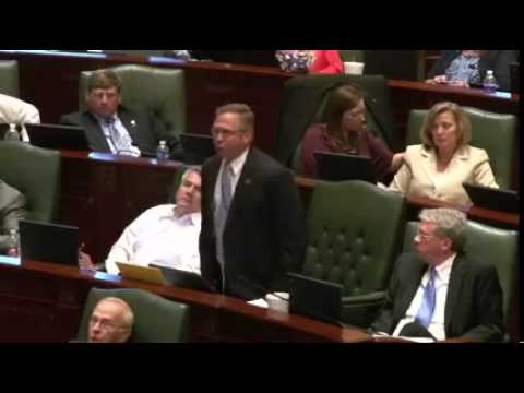Illinois rep EXPLODES on the House floor! IT