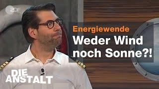 Klimarettung? Da wird Newton be-scheuert! - Die Anstalt vom 09.04.2019 | ZDF