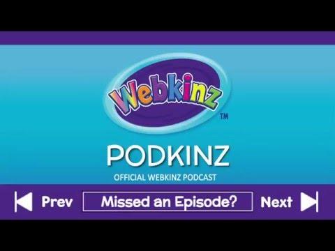 Webkinz Podkinz Ep 55: Tender Tuxedo Community Code Giveaway!