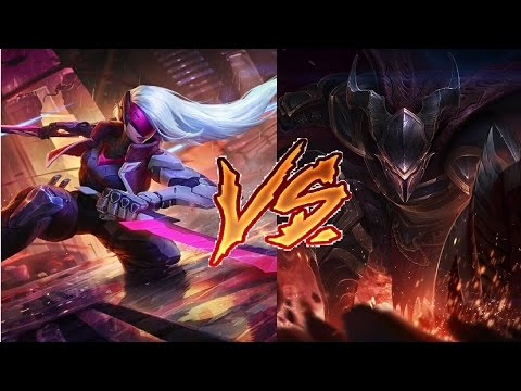 ⚔️Alninio ►OTP Katarina VS Pantheon [Platinum] | Stream VOD #144【Patch 7.10】