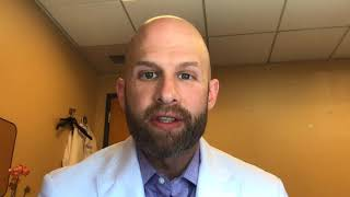 Chad Krueger, MD, commentary on use of  Povidone-Iodine in primary THA and TKA