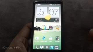 Root the HTC One X - Part 1/2 - Unlocking the Bootloader - Cursed4Eva