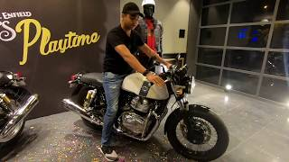 Royal Enfield Interceptor 650 & Continental GT 650 - First Look Review