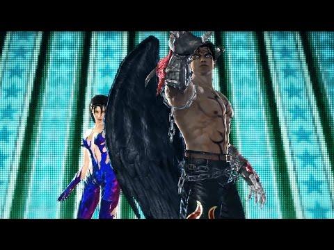 Tekken The Animation HQ Doovi