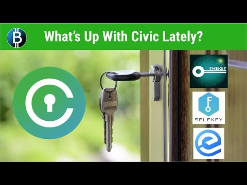 Forgotten Coins: Civic $CVC. Still The BEST Identity Project? (Civic News & Updates 2018)
