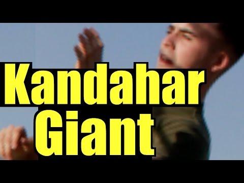 Afghanistan Giant FOUND - Kandahar Giant of Kandahar - US Military wins battle vs. Nephilim Giants