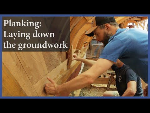 Planking: Laying The Groundwork - Acorn To Arabella