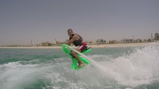 Water FlyBike Experience with Day & Nigh Dubai